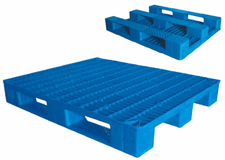single face pallet mould