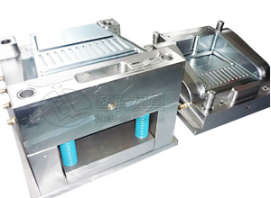 plastic commodity mould