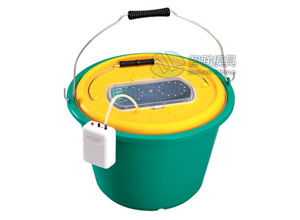 fishing bucket mould